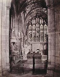 Warrior's Chapel, Canterbury