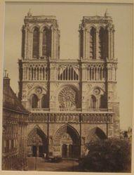 Notre-Dame, Facade