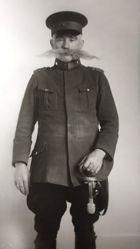 Policeman, Cologne, 1925