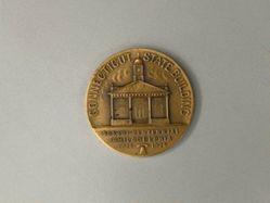 Connecticut State Building Sasqui-Centennial Medal