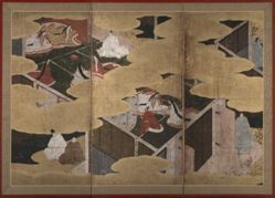 Scenes from the Tales of Genji