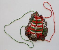 Beaded Amulet