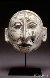 Mask with Large Nose