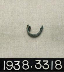 (Type 3a) Bronze (Coupling) Buckle