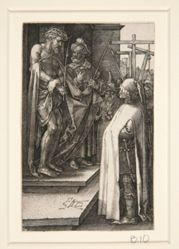 Ecce Homo, from The Engraved Passion