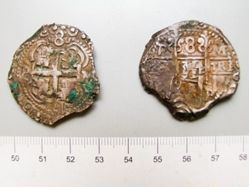 Eight reales of Philip V