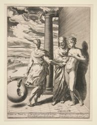 Allegory with Veritas