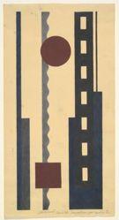 Composition pour Escalier 2 (Composition for Staircase II)