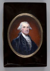 George Washington (1732-1799), LL.D. 1781