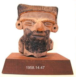 Head figurine