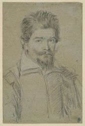 """Portrait of a Man, """"Tiziano"""""""