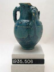 Three-handled vase