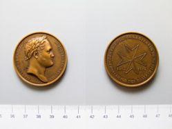 Bronze Medal of Alexander I
