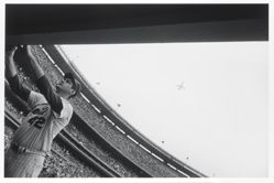 From the Mets Dugout, Shea Stadium, from the series American Sports