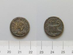 Copper of 2nd century AD from Smyrna