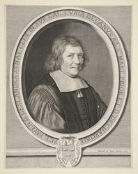 Portrait of Petrus Pavan di Deslandes