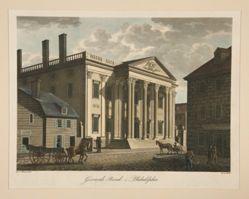 Gerards Bank i Philadelphia (Bank of the United States)