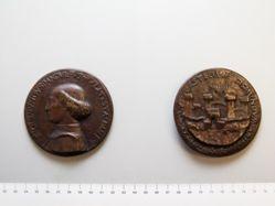 Medal of Leon Battista Alberti
