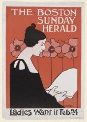 The Boston Sunday Herald, Ladies Want It Feb 24