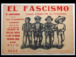El fascismo: 8a conferencia, Cómo combatir el fascismo (Fascism: 8th lecture, How to combat fascism)