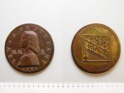 Medal of Lavra de Stefani 1961