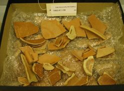 Box of Sherds