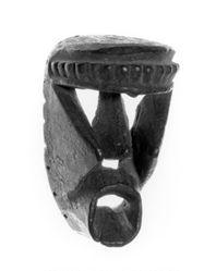 Mask Representing a Chimpanzee (Kaogle)