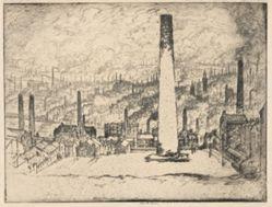 The Great Chimney, Bradford