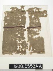 Textile (tunic fragment)