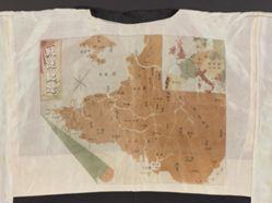Haori with Maps