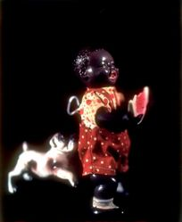 Untitled, from the series Blackface
