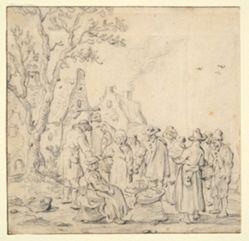 Peasants at Market