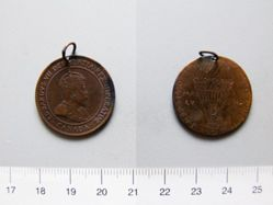 Bronze Medal of Kind Edward VII