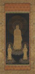 Descent of the Amida Trinity