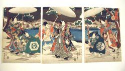 Tsuki sekka no uchi (Month of Snow Flakes)