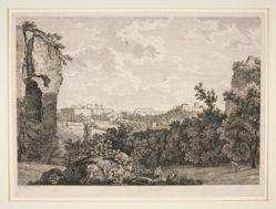 The Baths of Caracalla, Rome
