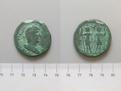 Copper of Hadrian from Alexandria