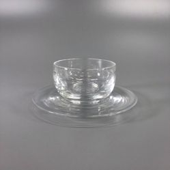 Finger bowl plate