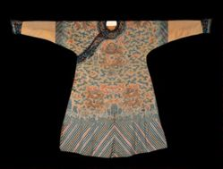Semi-formal Twelve-Symbol Court Robe (Qifu)