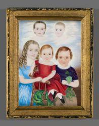 Portrait of Five Children
