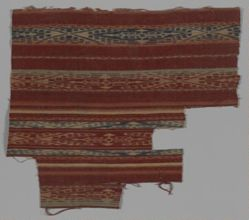 Fragment of Ritual Cloth (Sokong or Ana' Nene')