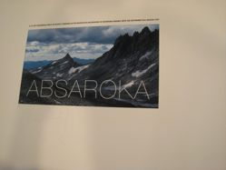 Absaroka, from Two x Two for Aids and Art