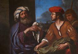 Reuben Showing Jacob Joseph's Bloodied Tunic