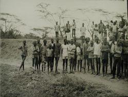 """""""Unaccompanied minors"""" sector number two, Lokichoggio, Kenya"""