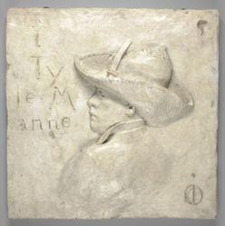 Ye Tyle Manne (Edwin Austin Abbey (1852-1911), M.A. (Hon.) 1897)