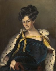 Mrs. John Bacon Pearce (1805-1870) (Sophia Myers)