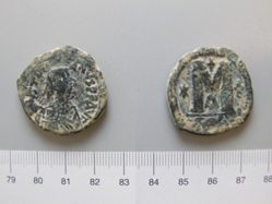 Follis (40 Nummi) from Constantinople