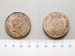Coin from Tuscany under Ferdinand III
