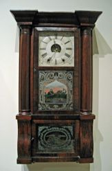 Shelf Clock