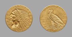 Half-Eagle ($5.00 Gold Piece)